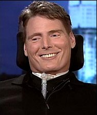 Christopher Reeve as a...